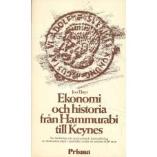Ekonomiochhistoria<br /> frånHammurabitillKeynes