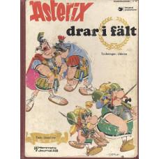 Asterix<br /> Asterixdrarifält