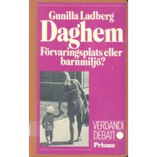 Daghem<br> Förvaringsplatsellerbarnmiljö?