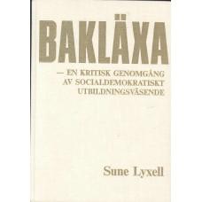 Bakläxa