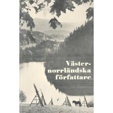Västernorrländska<br /> författare