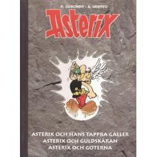 Asterix<br /> AsterixochhanstappraGaller<br /> Asterixochguldskäran<br /> AsterixochGoterna