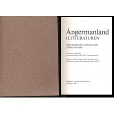 Ångermanlandilitteraturen<br /> Ångermanländskaförfattare<br /> från1500-taltillnutid