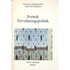 Svenskförvaltningspolitik