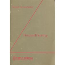 Finansiellleasing