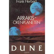 Arrakis<br> ÖkenplanetenDune