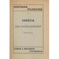BerömdafilosoferII<br /> Seneca<br /> Omlivetskorthet