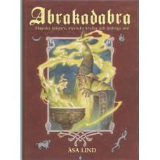 Abrakadabra<br> Magiskamästare,<br> mystiskakrafter<br> ochmäktigaord