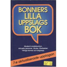 Bonnierslillauppslagsbok