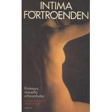 Intimaförtroenden<br /> Kvinnorssexuellaerfarenheter