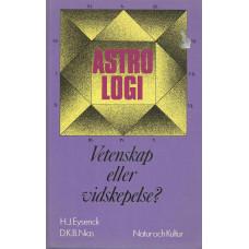 Astrologi<br> Vetenskapellervidskepelse?